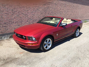2007 Ford Mustang PONY EDITION Convertible