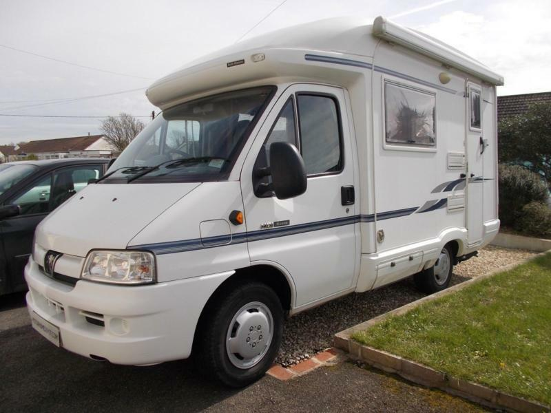 Auto Sleepers For Sale Gumtree: Auto Sleepers Nuevo 2 Berth Motorhome With End Kitchen