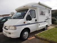 Auto Sleepers Nuevo 2 Berth Motorhome with End Kitchen