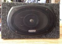 6x9 Pioneer Speakers With Boxes