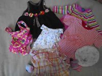 Baby Girl Cloths 6 – 9 Months  FROM A PET AND SMOKE FREE HOME 1