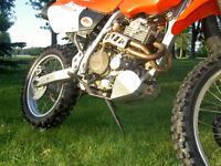 Moto Honda XR A Vendre ( lilie.fenogli@gmail.com )