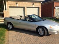 2003-Chrysler Sebring Immaculate Condition
