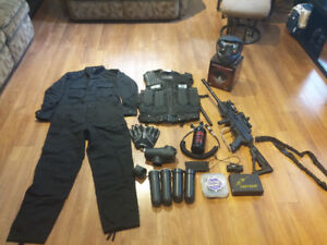 Paintball Gear/Equipement de paintball Tippman A5