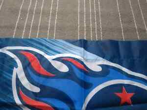 Tennessee Titans Garden Flag 3' x 2 1/4' NFL National Football L London Ontario image 3