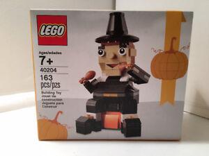 NEUF LEGO LE FESTIN DES PÈLERINS (THANKSGIVING) 402204