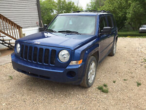 2010 Jeep Patriot North SUV, Crossover