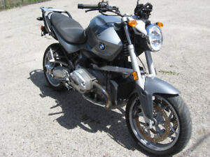 2007 bmw r 1200 r fixer or parts bike