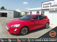 2019 FORD FOCUS ZETEC 1.0L 8,356 MILES - FULL FORD HISTORY - 1 OWNER - IMMACULA