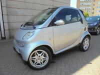 2004 Smart Fortwo 0.7 City Passion Cabriolet 2dr