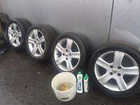 """Peugeot wheels 16"""""""""""
