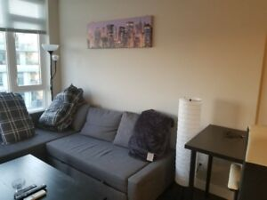 One Bedroom Fully Furnished Condo Available Short term