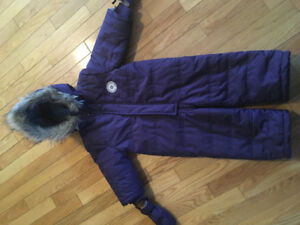 Roots One Piece Snow Suit 18-24m