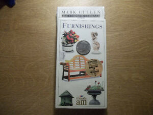Mark Cullen-The complete gardener-furnishing-book and video- new