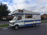 Auto trail Comanche Merc 207 D Motorhome caravan only 44000 miles 5 berth