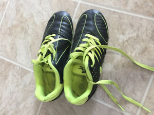 Size 2 soccer cleats