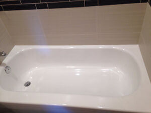 Bathtub Refinishing Tiles Reglazing Bathtub Resurfacing Tiles Cambridge Kitchener Area image 6