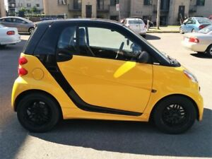 2013 Smart Fortwo City Flame Coupé (2 portes)