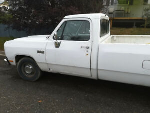 1989 Dodge Other Pickups Std Pickup Truck