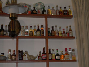 Miniature Liquor bottles London Ontario image 7