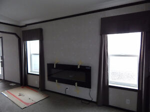 New 16 x 76  Modular, mobile home. Woodlands MB