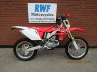 HONDA CRF 250 X, 2017 MODEL, EXCELLENT COND, ONLY 1 OWNER FROM NEW & 495 MILES