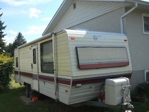 26 Ft Terry Taurus Travel Trailer