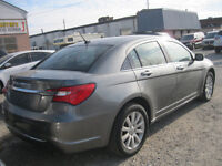 2012 Chrysler 200-Series Sedan Windsor Region Ontario Preview
