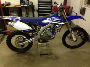 MINT 2013 Yamaha YZ450F***W/ OWNERSHIP***