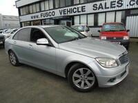 2008 Mercedes-Benz C220 2.1TD auto CDI SE - Silver - Platinum warranty!