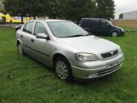 Vauxhall/Opel Astra 1.6i auto 2003MY LS **LOW MILEAGE**