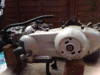 Gilera runner 180 engine complete