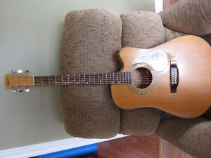 Cort Acoustic electric