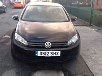 Volkswagen Golf 1.6TDI ( 105ps ) BlueMotion Tech 2012MY Blue Motion Match
