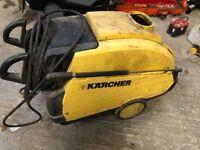 Karcher HDS1195 hot pressure washer