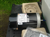 SWIMMING POOL MOTOR 1 HP NEW IN THE BOXE!!