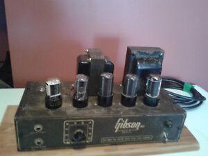1947 Gibson BR-6 tube amplifier