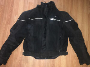 Men's large OLYMPIA jacket for sale.