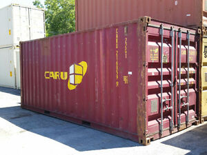 USED 20ft. Shipping Containers- Delivered!!