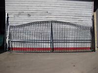 16' Driveway Gate