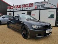 2006 06 BMW 3 SERIES 3.0 330CI M SPORT 2D AUTO 228 BHP