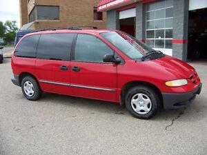 1999 Dodge Caravan!