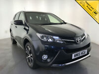 2015 TOYOTA RAV4 ICON D-4D 4X2 DIESEL ESTATE SERVICE HISTORY FINANCE PX WELCOME