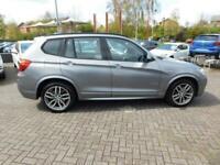 2016 BMW X3 3.0 30d M Sport Sport Auto xDrive 5dr Other Diesel Automatic