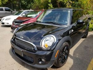 2012 MINI COOPER BAKER STREET EDITION 6SPD