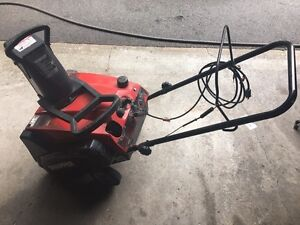"""Snow Blower Snapper LE19 3HP 19"""""""