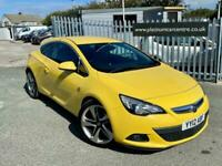 2012 Vauxhall Astra GTC 2.0CDTI ( 165ps ) ( s/s ) SRi #FinanceAvailable