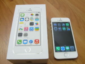 Unlocked iPhone 5s 64GB - $160
