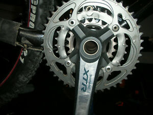 XTR 9 SPEED  COMPLETE GROUPSET- MOUNTAIN BIKE GROUP