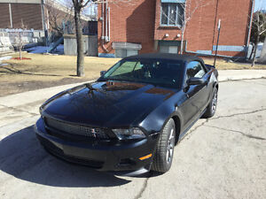 2012 Ford Mustang Cabriolet